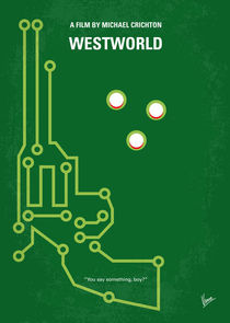 No231-my-westworld-minimal-movie-poster