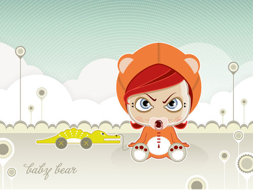 Poster-baby-bear-3x4