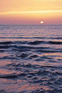 Sonnenuntergang von AD DESIGN Photo + PhotoArt