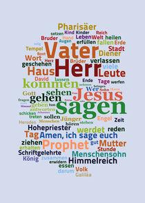 Das Evangelium nach Matthäus von Bibelclouds. Die Bibel anders sehen