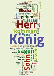 Das zweite Buch der Könige von Bibelclouds. Die Bibel anders sehen