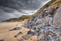 Broughton Bay by David Tinsley