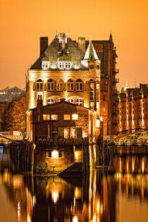 Wasserschloss III von photoart-hartmann