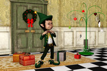 The Christmas Elf von Liam Liberty