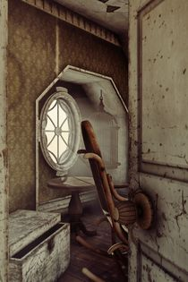 The Old Shabby Room von Liam Liberty