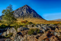 Buachaille Etive Mor by Sam Smith