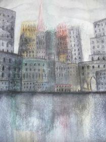 Blick  auf  New York von konni