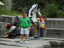 Cheonggyecheon-ro kid