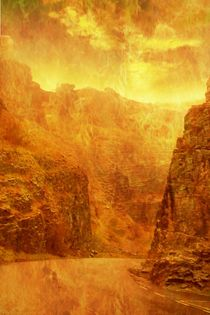 Scorching Gorge. by Heather Goodwin