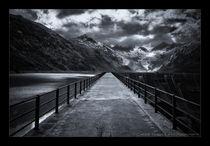 Oberaarsee von Chris Rüfli Photography