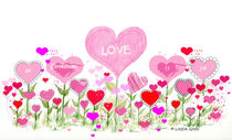 The-love-flower-garden