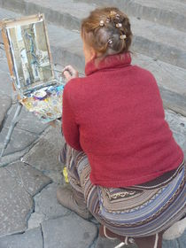 Kunst als Pflichtübung von Andrea Hensen