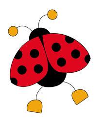 Ladybug by Daniela Alvisi