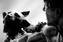 Panther und Hirte by Bastian  Kienitz