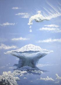 Wolkenwasserhahn by Kathrin Es-Saidy