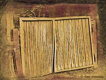 closed gates  by Anat  Umansky