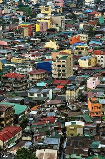 Crowded Manila by JACINTO TEE