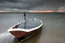 Run aground at Chesil by Chris Frost