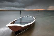 Run aground at Chesil von Chris Frost