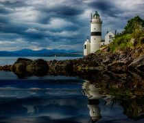 Cloch Lighthouse by Sam Smith