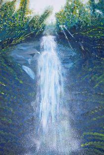 Kraft des Wassers von Michael Amrit Bleichner