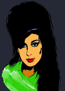 Amy  Winehouse by andy551