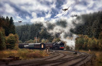 Planes and Trains by jason green