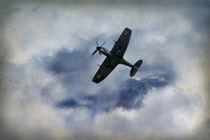 Clipped Wing Spitfire von jason green