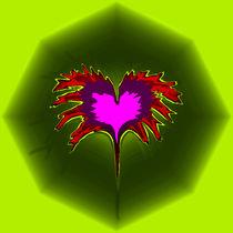 Zerfliesendes Herz by santanajohnes