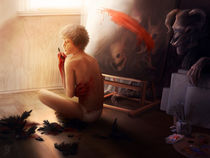 Inner demons von Magdalena Saramak