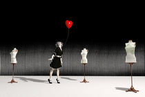 Love - Surreal Art von Liam Liberty