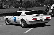 Pontiac Firebird Trans Am Colorkey by Mark Gassner