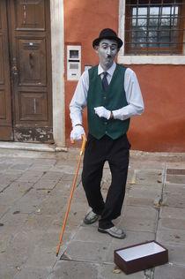 Charlie Chaplin von Andrea Hensen