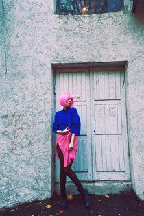 Pink madness by Sasha Vasina
