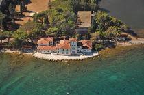 Anwesen am Meer Luftbild von Mark Gassner