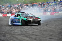 Drifting Nissan von Mark Gassner