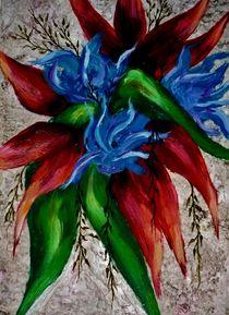 Blumenfantasie von konni