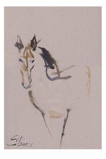 Horse 01 by Elena Tsaregradskaya