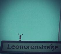 Leonorenstraße by Henning Hollmann