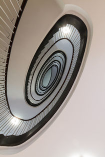 Wendeltreppe - Spiral Staircase von Walter Layher