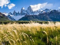 Mount Fitz Roy, Los Glaciares NP, Argentina von Tom Dempsey