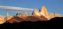 Mount Fitz Roy, Los Glaciares NP, Patagonia by Tom Dempsey