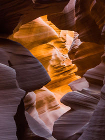 Antelope Canyon Navajo Tribal Park, Page, Arizona by Tom Dempsey