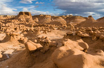 Goblin Valley State Park mushroom rocks, Utah von Tom Dempsey