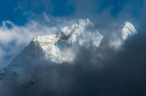 Ama Dablam, Sagarmatha National Park, Nepal by Tom Dempsey
