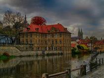 'Wasserschloß Concordia Bamberg' von Bamberg Photoart