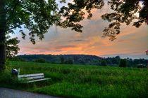 'Sonnenuntergang ' von Bamberg Photoart