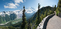 Mount Rainier, Emmons Glacier Overlook, Washington, USA von Tom Dempsey