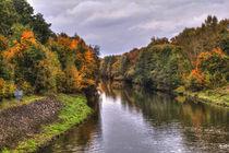 'Herbstlich am Kanal in Bamberg ' von Bamberg Photoart