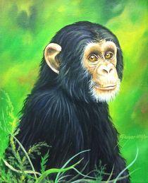 Wildlife - Monkey von Gerd-Uwe Geiger